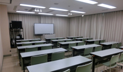 Rental of conference rooms, etc.