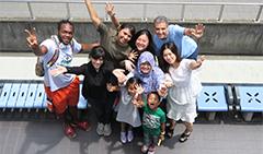 Multicultural community development promotion project