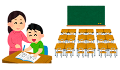 Support for learning Japanese for children in elementary and junior high schools