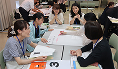 Support for Japanese language education leaders